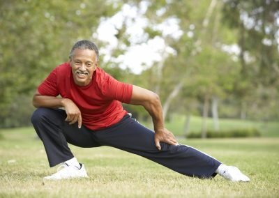 Diabetes Self-Management Intervention for African American Men